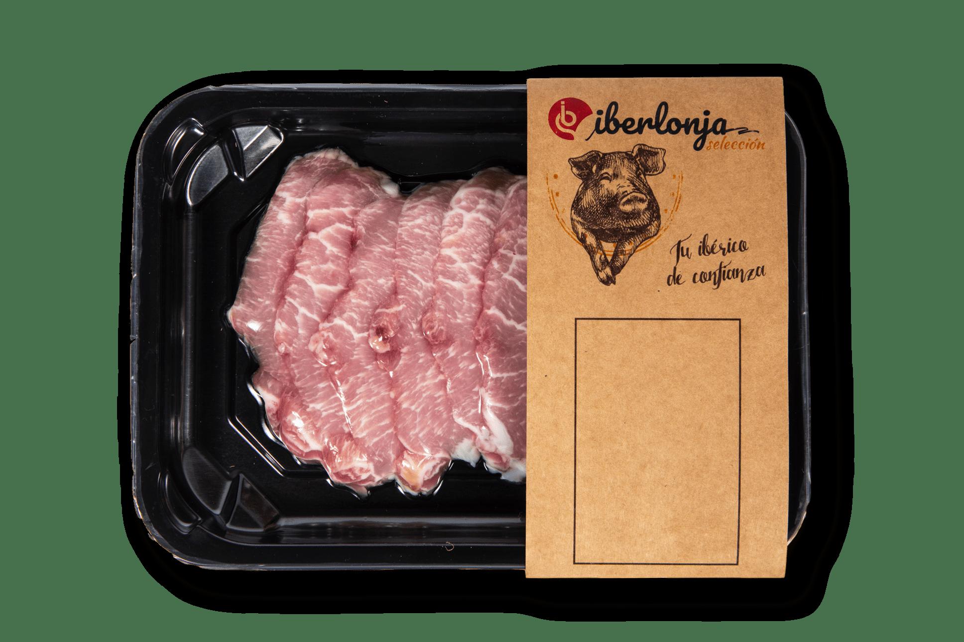 Ibericoparatodos | Lomo Filetado skin sin fondo iberlonja | iberlonja
