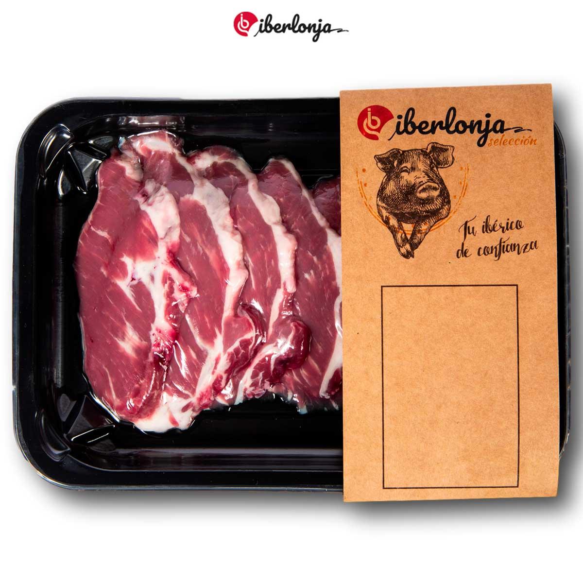 Ibericoparatodos | iberlonja presa iberico skin web | iberlonja